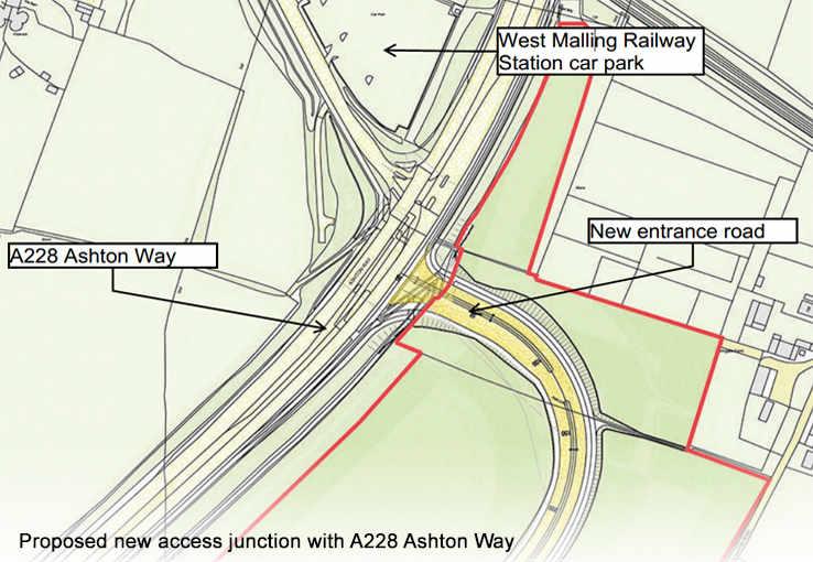 Highways, Proposed Junction