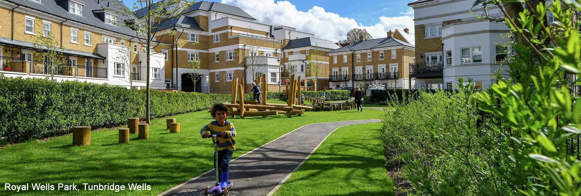 Sustainability - Royal Wells Park